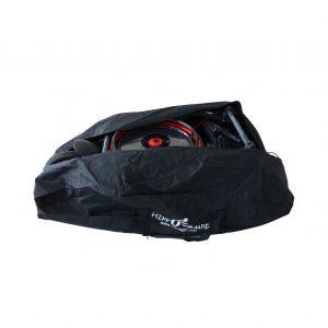 Transport wheelchair travel bag