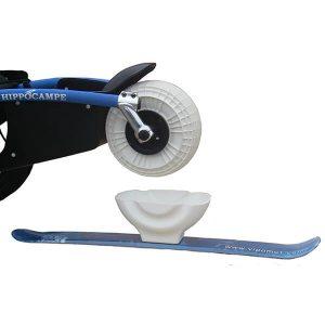 Front ski kit