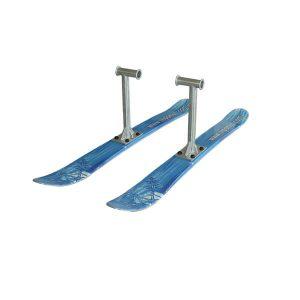 Rear ski kit